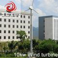 molino de viento 10kw--30kw 240v generador de viento 18m torre hidráulica