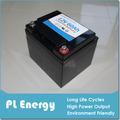 longlife ciclo profundo batería de litio de 12V 60ah paquete