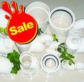 Tuberías de abastecimiento de agua de PVC de plástico en China