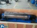 la separación horizontal deshidratación de lodos decantador centrífugo en el campo del petróleo