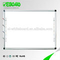 Portátil de cuatro- pantalla táctil interactiva ir precio barato pizarras blancas.