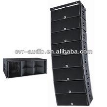 Cvr fábrica de audio line array 12''