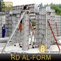 China, RD Proveedor ninguna ráfaga 6061 T6 perforada de aluminio encofrado