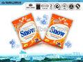 a granel de detergente en polvo detergente para la ropa de fábrica precio barato de fórmula en polvo de lavado