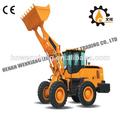 de alta calidad 4x4 tractor compacto con pala cargadora y retroexcavadora