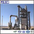 120-160t/h asphalet planta de mistura de manual/semi- automática/auto controle por pc
