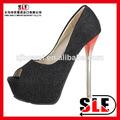 venta al por mayor 2014 damas sandalias de moda para mujer zapatos de tacón alto