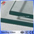 vidro temperado para clarabóia do telhado de vidro