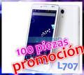 El precio de fábrica 5.0 pulgadas Quad Core 3G portátil teléfono l707