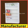 Nuevo y moderno diseño de estanterías de madera, estante de libros