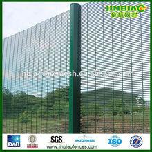 La cárcel de malla de alambre de la cerca/358 valla de seguridad/de malla de alambre cercas de seguridad