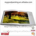 libro de fotos de impresión