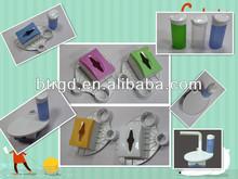 Dental uint de piezas de repuesto proveedor, dental titular de la bandeja y caja de pañuelos