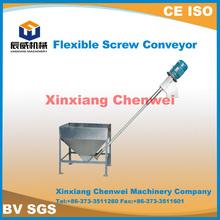 Transportador Helicoidal flexible