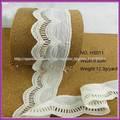 Alta calidad cordón suizo del algodón