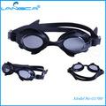 profesional de los niños gafas de natación para niños pequeños para nadar de engranajes
