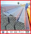 tubo galvanizado