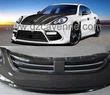 De alta calidad de piezas de automóviles para el panamera de fibra de carbono para la parrilla pors/che mansory panamera