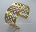 Moda pulsera banges, nuevo brazaletes de oro modelos para los hombres y las mujeres