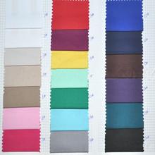 fabricante de valores mercancías listas de algodón spandex tela de satén