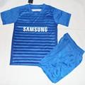 Uniforme de Futbol Jersey Red Asia original niños ropa custom Sportswear