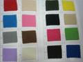 Fabricante de tejido de trama de teñido de impresión baratos 150d/96f polares tela polar