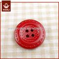 gabardina hebillas botones de cuero de imitación