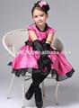 Baby Girl Vestidos para niños Princess Ropa con arco vestido de fiesta elegante para niños
