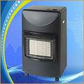 2013 Nuevo diseño de 2 hornillas termostato del calentador de gas portátil