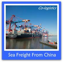 servicio de transporte marítimo de Costa Rica
