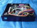 El más pequeño mini- itx chasis x1- jt( w/o de pwr) para intel para d945gsejt