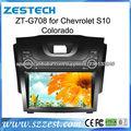 Navegación pantalla táctil Para Chevrolet S10 Colorado Dvd Gps del Coche/Para S10 Colorado Dvd gps del Coche//Dvd gps del Coche