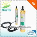 mejor eficiencia de la bomba de agua de alta presión solar para el hogar usando