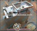 De la marca thoyu de alta velocidad de huevos de codorniz pelado de la máquina en alibaba de sms: 0086-15238398301
