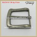 simple buc9161 comba de metal antiguo hebilla de cinturón