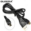 cable de datos v8 negro 100cm de carga para samsung htc i4 i5