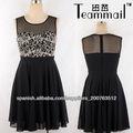 Negro vestidos de fiesta