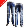 ( #tg10123m) Hombres 2014 ali baba xxx china lavado foto abrasiónventa al por mayor los pantalones vaqueros china