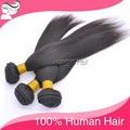 5a grado sin procesar indio del pelo humano extensiones de nuevos productos en el mercado de china