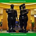 la escultura de botero adam et eve