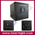 programmable lumières laser show 3w vert lumière laser de chasse