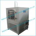 Farmacéutica congelación al vacío secador/de salida de fábrica piloto liofilizador