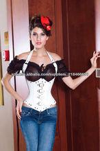 Fábrica de ropa 2014 mujeres corset para gorditas