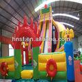 15*8.5*9.4m Huge Inflatable Water Slide For Kids