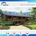 Bungalows casas económicas baratos modulares bali