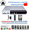 En tiempo real CIF Mini HD DVR con P2P fuction Popular 4CH H.264 DVR