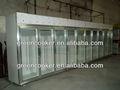 vertical 8 congélateur commercial