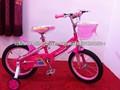 2013 precioso Tianzheng rosa moto niñas niños TZ-9046 con neumáticos pared blanca, bicicleta de los niños, CE bicicleta bmx pasa