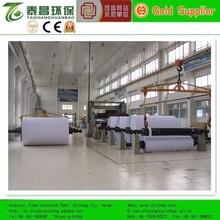 HIGH Taichang Papel Imprenta eficiencia hace la máquina