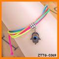 2014 Venta caliente pulsera tejida a mano ZTTG-0369